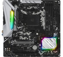 ASRock B450M Steel Legend - AMD B450