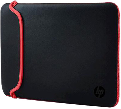 """HP 13,3"""" Pouzdro Neoprene Sleeve černá / červená"""