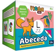 Desková hra Albi V kostce! PLUS - Abeceda (CZ) - 30163
