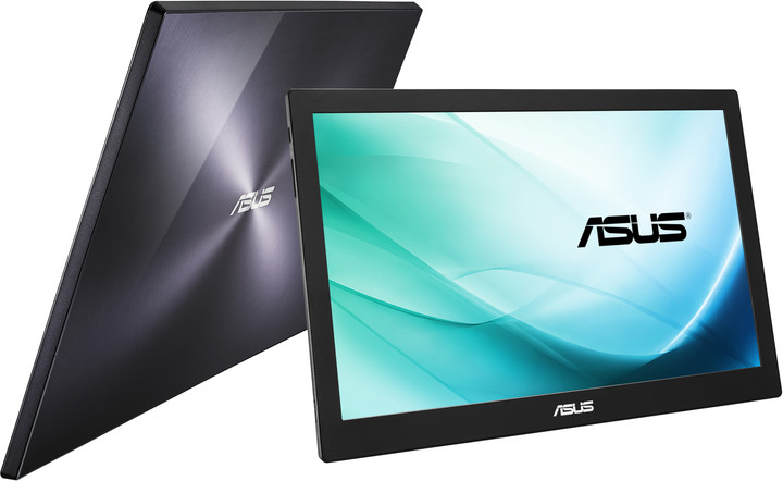 ASUS MB169B+ - LED monitor 16""