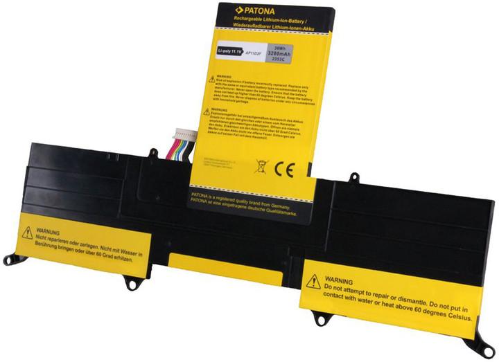 Patona baterie pro Acer Aspire S3 3280mAh Li-Pol 11,1V