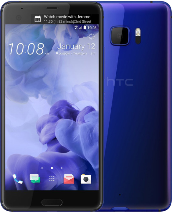 HTC U Ultra, 4GB/64GB, modrá