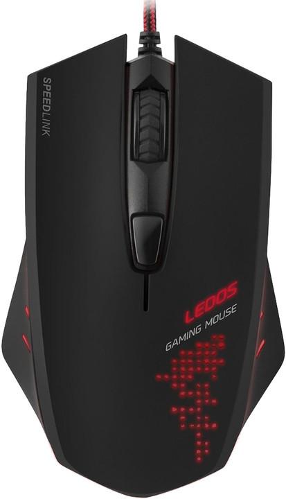 Speed Link Ledos (SL-6393-BK), černá