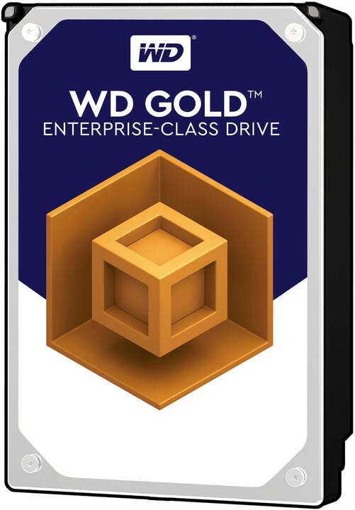 WD Gold - 12TB