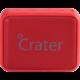 Orava Crater-8, červená