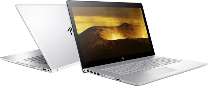 HP ENVY 17-ae011nc, stříbrná
