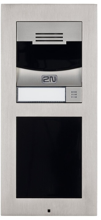 2N IP Verso, 1 tlačítko, HD kamera