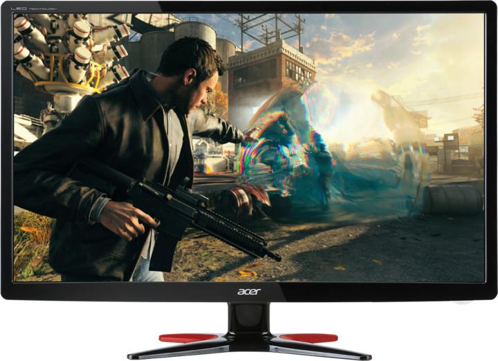 "Acer G246HLFbid Gaming - LED monitor 24"""