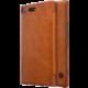Nillkin Qin Book Pouzdro pro Sony G8142 Xperia XZ Premium, Brown