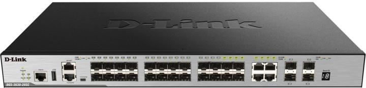 D-Link DGS-3630-28SC