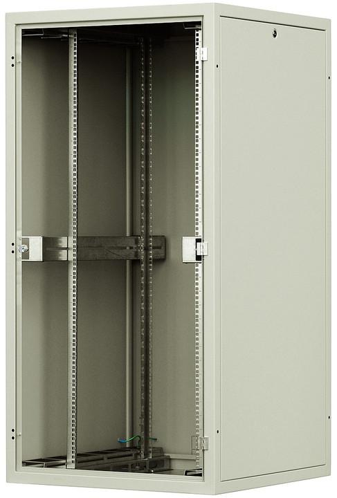 Solarix LC-30 22U 600x600mm, 1-bodový zámek