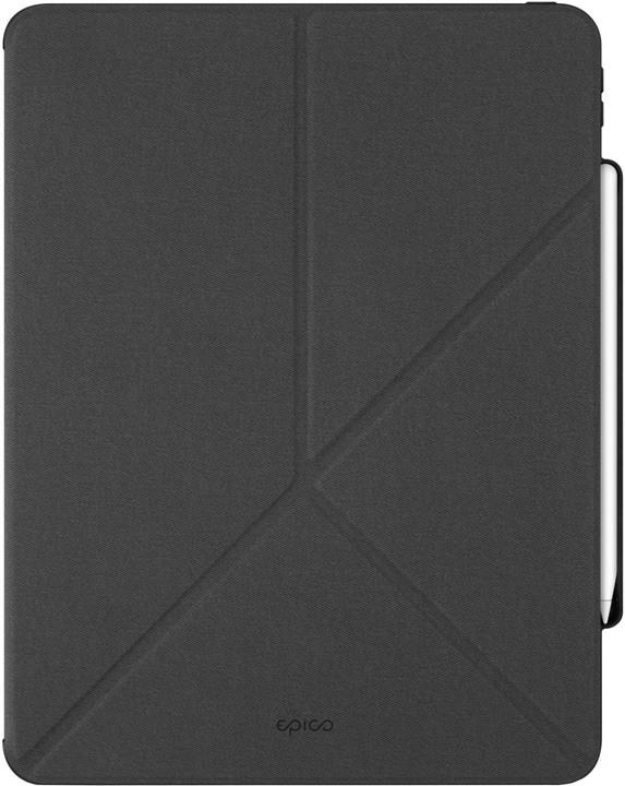 """EPICO Pro Flip Case iPad 12,9"""" (2018), černá"""