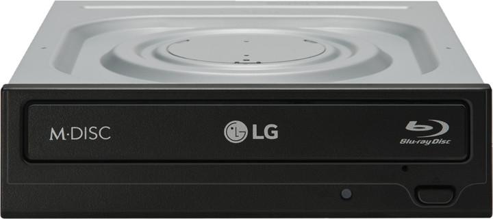 LG BH16NS55,černá