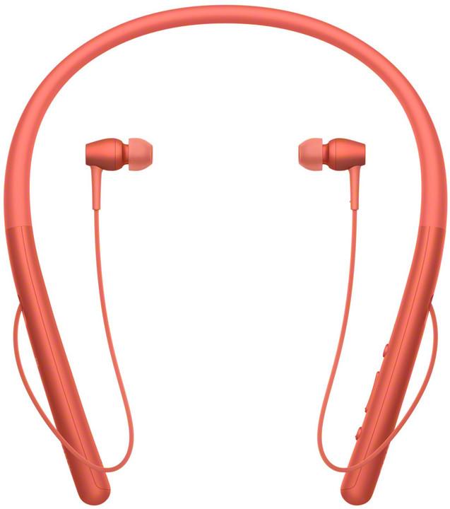 Sony WI-H700, červená
