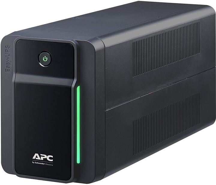 APC Easy UPS 900VA, Shuko