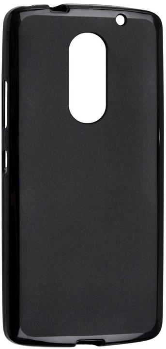 FIXED TPU gelové pouzdro pro Lenovo Vibe X3, černá