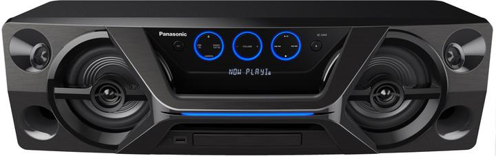 Panasonic SC-UA4E-K, černá
