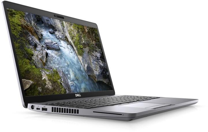 Dell Precision 15 (3550), šedá