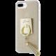 Guess Ring TPU Pouzdro Gold pro iPhone 7 Plus