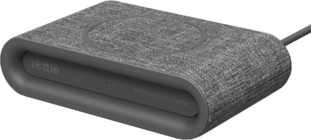 iOttie iON Wireless Pad Plus Ash, šedá