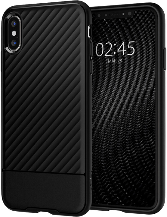Spigen Core Armor iPhone Xs/X, black