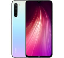 Xiaomi Redmi Note 8, 4GB/64GB, Moonlight White