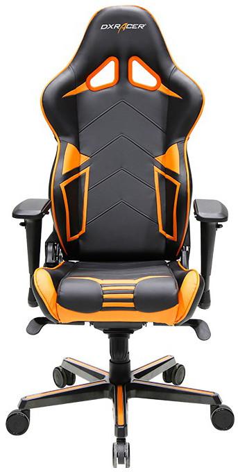 DXRacer Racing OH/RV131/NO, černá/oranžová
