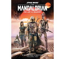 Kniha Star Wars: The Mandalorian - The Art and Imagery Collectors Edition Vol.2 - 9781787735750