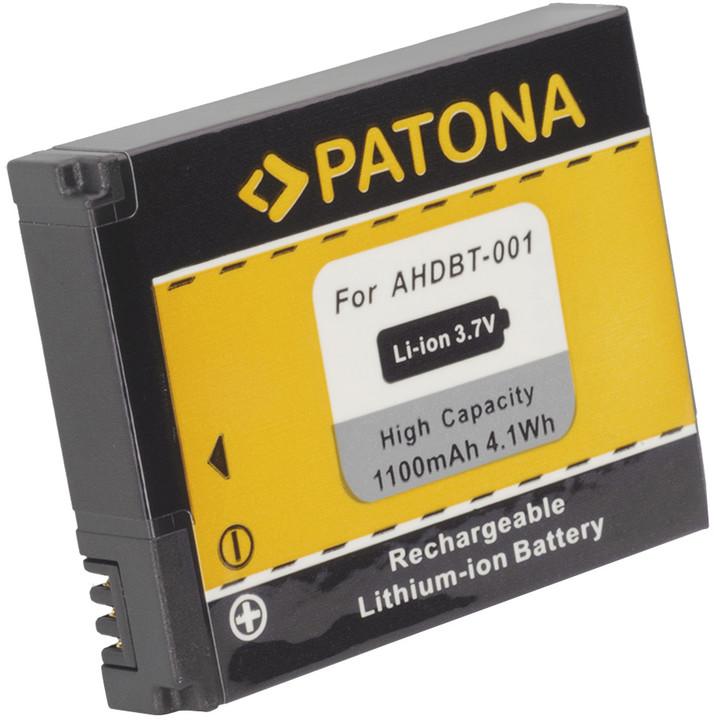 Patona baterie pro GoPro Hero ABPAK-001 1100mAh Li-Ion