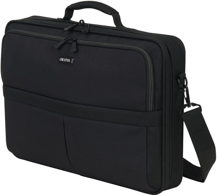 """DICOTA Multi SCALE - Brašna na notebook - 14.1"""" - černá"""
