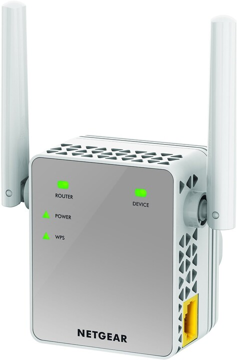NETGEAR EX3700 WiFi Range Extender AC750