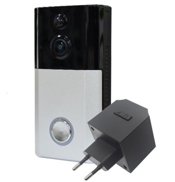 iQtech SmartLife kamera C300 se zvonkem, Wi-Fi