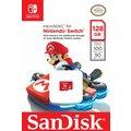 Sandisk Micro SDXC pro Nintendo Switch 128GB 100 MB/s UHS-I U3 - samostatně neprodejné