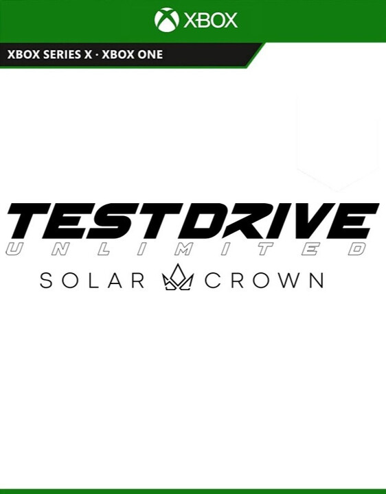 Test Drive Unlimited: Solar Crown (Xbox)