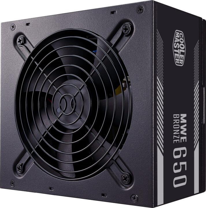 Cooler Master MWE Bronze V2 - 650W