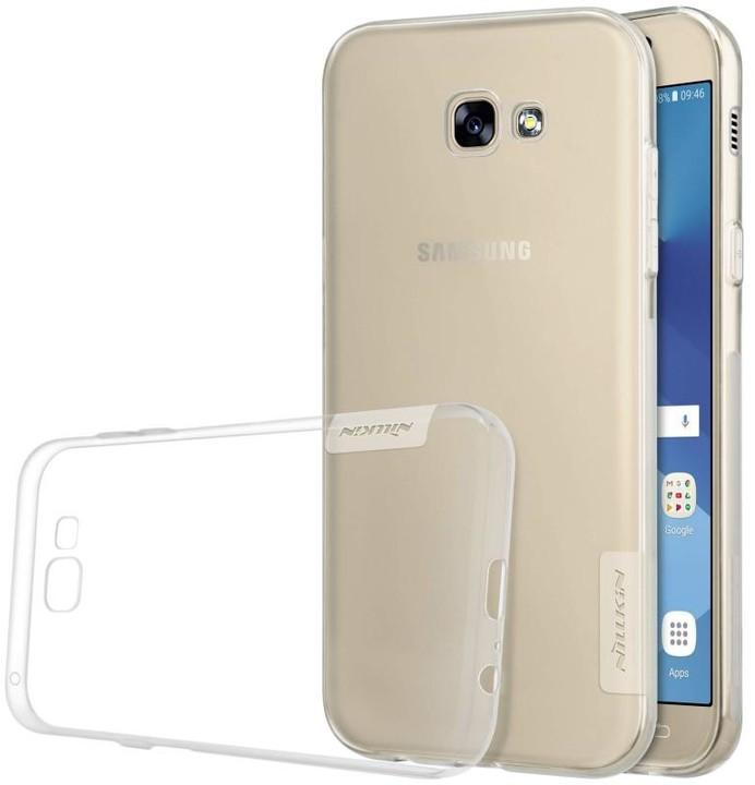 Nillkin Nature TPU Pouzdro Transparent pro Samsung A320 Galaxy A3 2017