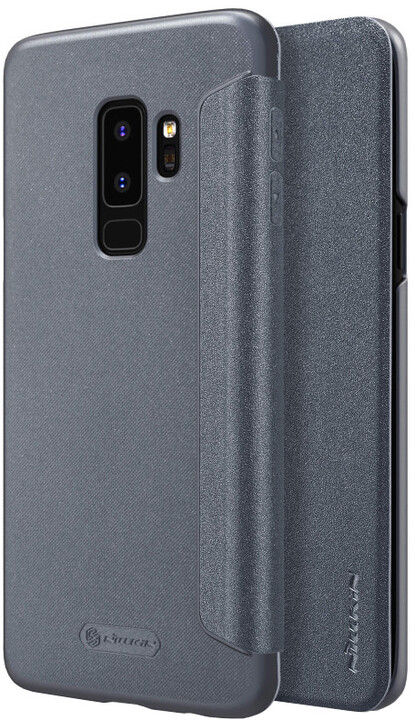 Nillkin Sparkle Folio pouzdro pro Samsung G965 Galaxy S9 Plus, Black