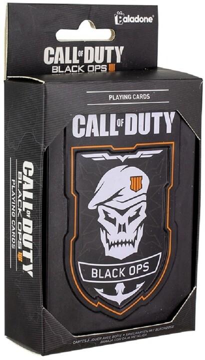 Herní karty Call of Duty: Black Ops 4