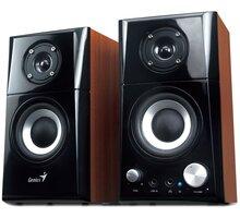 Genius SP-HF 500A Ver. II, 2.0, dřevěné - 31730032400