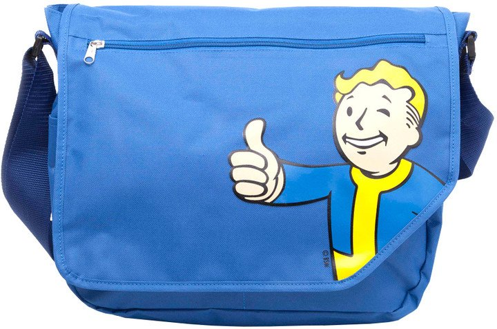 Brašna Fallout 4 - Messenger Bag Vault-Boy