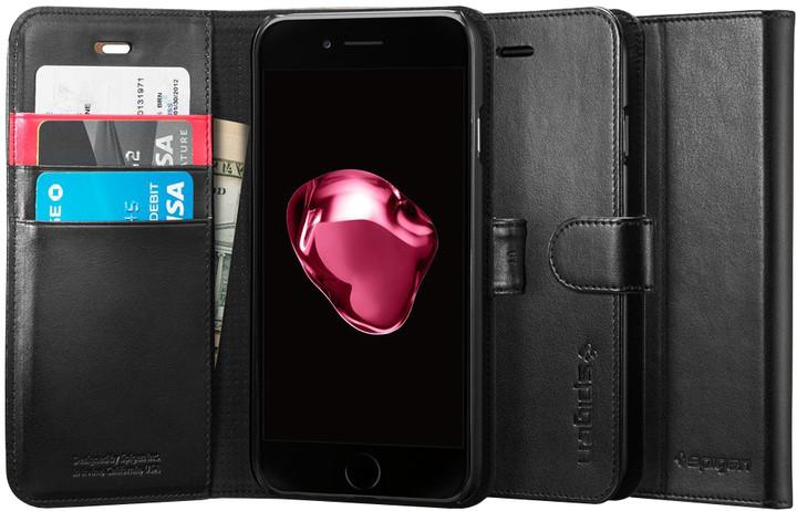 Spigen Wallet S pro iPhone 7 Plus, black