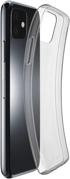 CellularLine extratenký zadní kryt Fine pro Apple iPhone 11