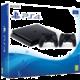 PlayStation 4 Slim, 1TB, černá + DualShock 4 v2, černý  + 300 Kč na Mall.cz