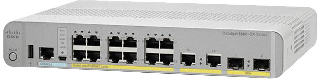 Cisco Catalyst C3560CX-8XPD-S
