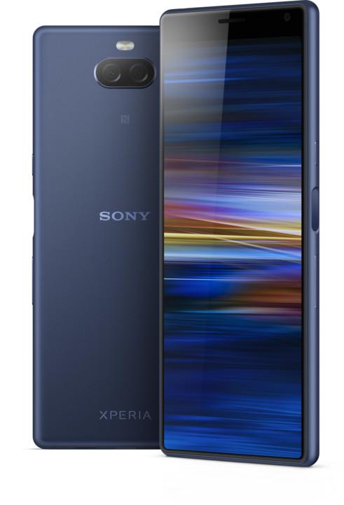 Sony Xperia 10, 3GB/64GB, modrá