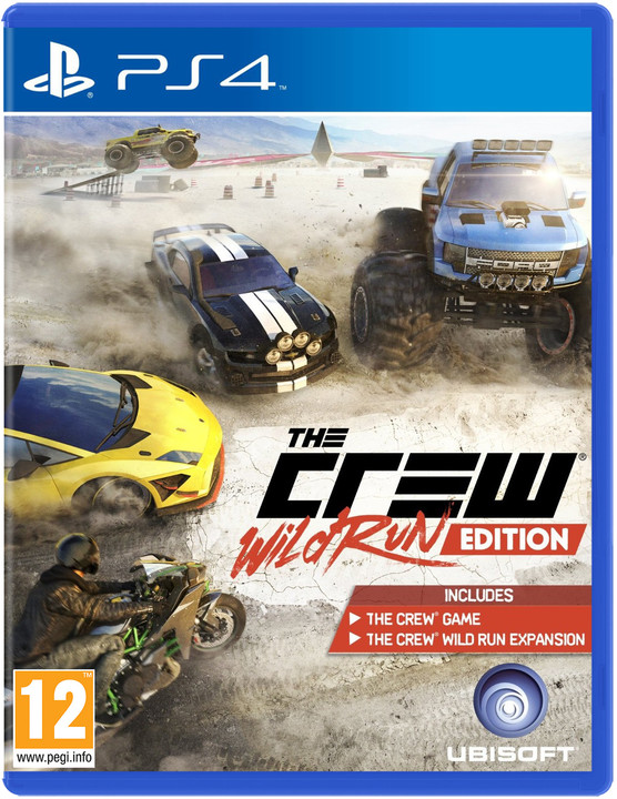 The Crew: Wild Run Edition - PS4