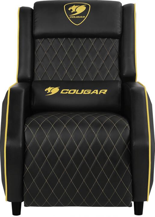 Cougar Ranger Royal, černé/žluté