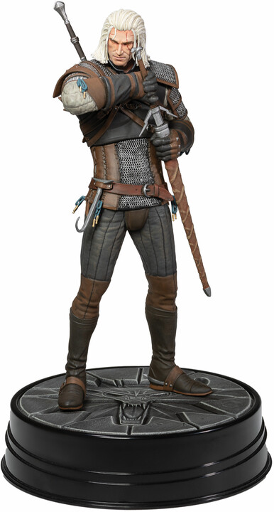 Figurka The Witcher - Geralt z Rivie Deluxe (2. série)