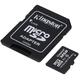 Kingston Industrial Micro SDHC 32GB Class 10 UHS-I + SD adaptér