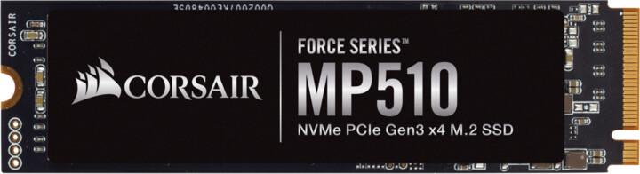Corsair Force MP510, M.2 - 480GB